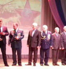 В Левобережном районе прошёл  районный урок мужества «Боль и гордость России», посвященный тридцатилетней годовщине вывода войск из республики Афганистан