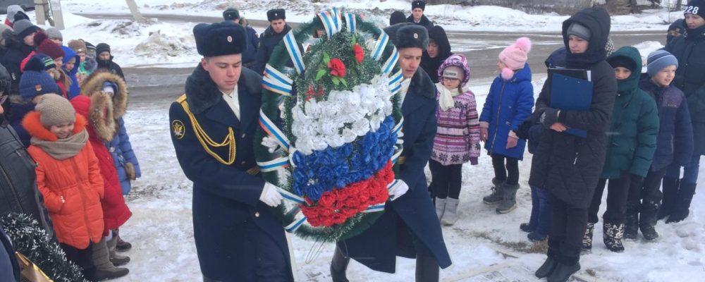 Мероприятия, посвященные Дню защитника Отечества в Масловке и Никольском