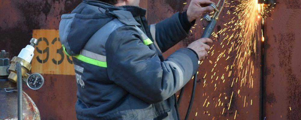 В районе продолжается работа по демонтажу незаконных сооружений