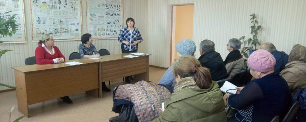 В Левобережном районе прошло совещание с председателями комитетов территориального общественного самоуправления