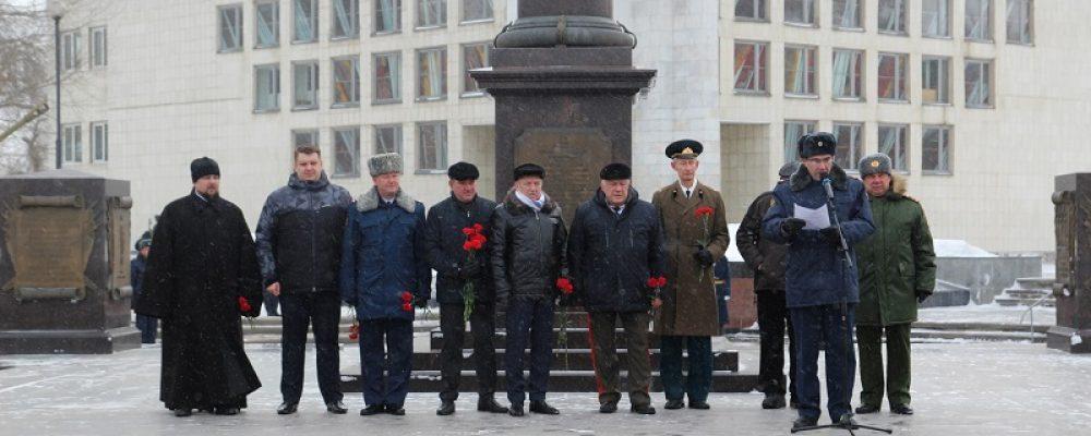 Мероприятия, посвященные Дню защитника Отечества в Левобережном районе
