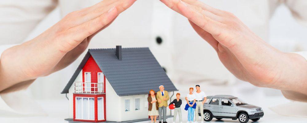 Информация о страховании имущества