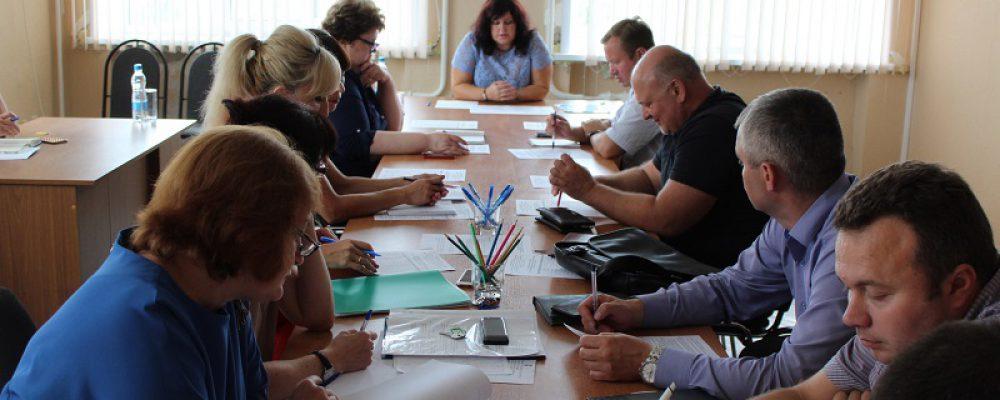 В управе Левобережного района прошло совещание по вопросу подготовки проведения Всероссийской переписи населения 2020 года