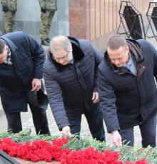В преддверии Дня защитника Отечества в Левобережном районе  прошли мероприятия, посвященные Дню защитника Отечества.