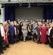 В Левобережном районе прошли праздничные мероприятия, посвященные Международному женскому дню