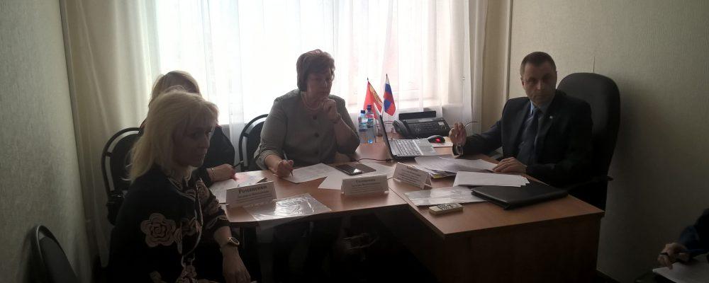 В общественной приемной губернатора Воронежской области в Левобережном районе прошел личный прием граждан