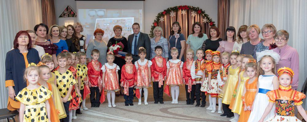 В Левобережном районе отметили 50-летний юбилей дошкольного учреждения «Детский сад комбинированного вида №95»