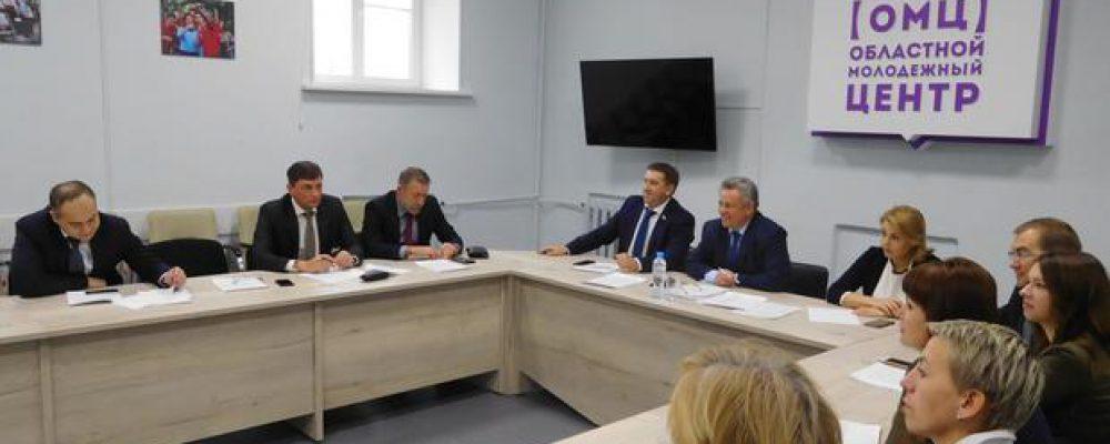 На заседании областного общественного совета ТОС подвели итоги 2018 года