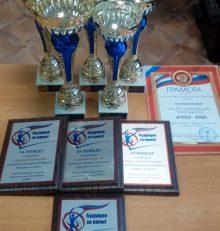 В  Левобережном районе прошел конкурс агитбригад «Будущее за нами!» между учащимися МБОУ района.