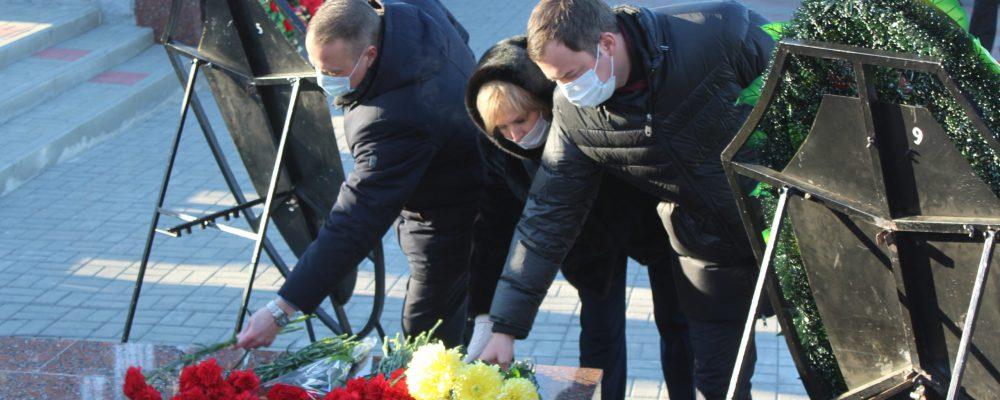 В Левобережном районе проходят мероприятия, посвященные Дню Героя Отечества