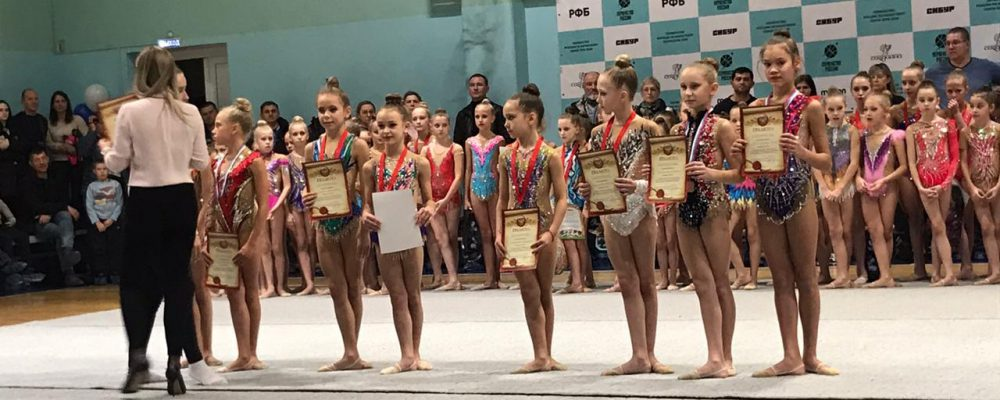В Левобережном районе завершился междугородный классификационный  турнир по художественной гимнастике «Грация-2019»