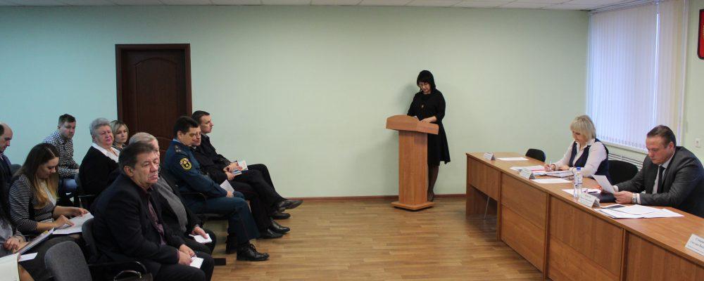 В Левобережном районе подвели итоги работы административной комиссии за 11 месяцев 2019 года
