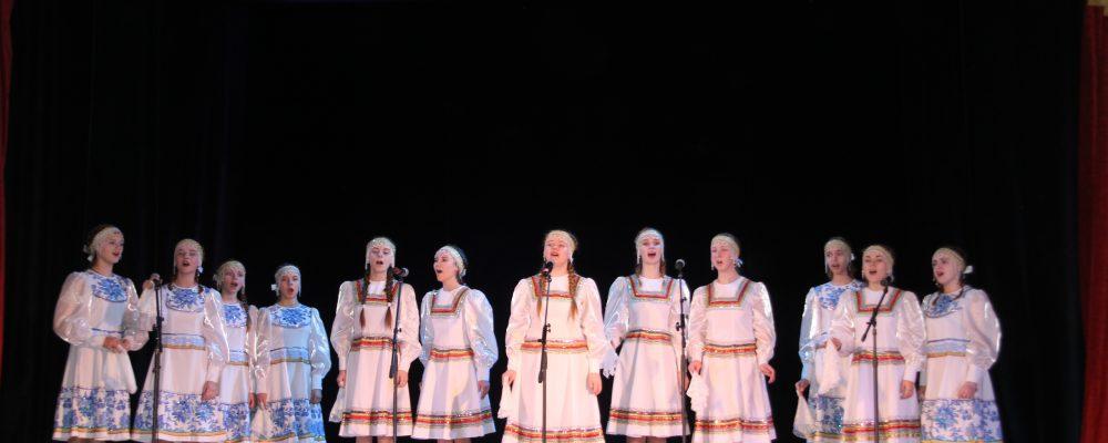 В Левобережном районе прошел XIX районный фестиваль русской песни