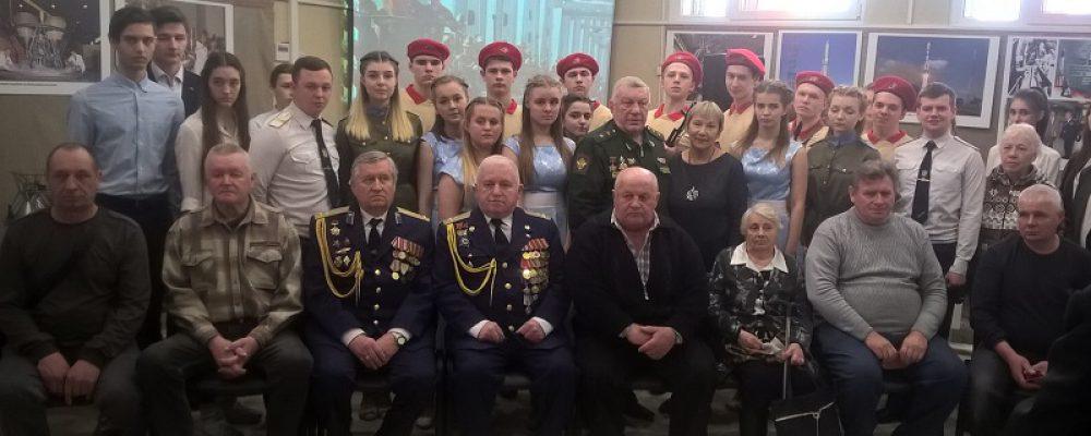 В Левобережном районе состоялась торжественная церемония вручения юбилейных медалей