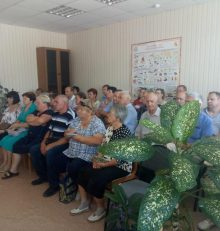 В Левобережном районе состоялась конференция граждан по вопросам осуществления территориального общественного самоуправления