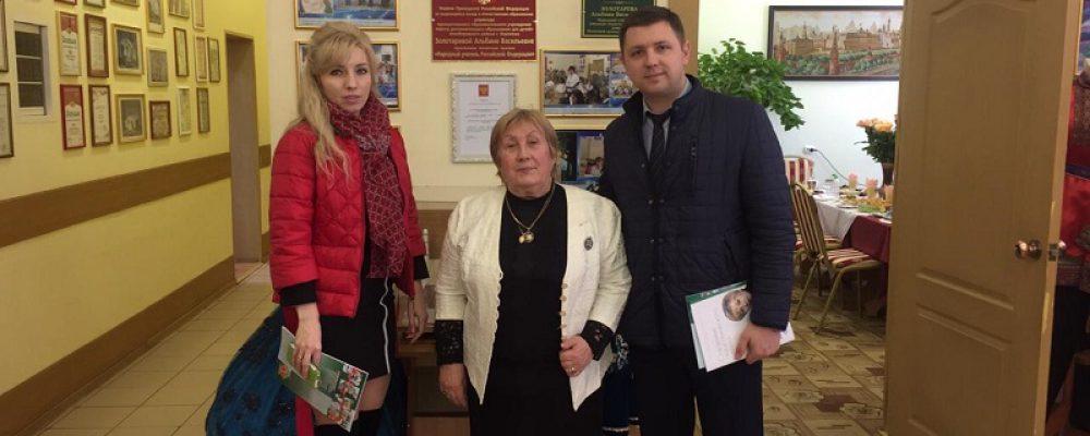 Почетный житель города Воронежа отметил 80-летний юбилей