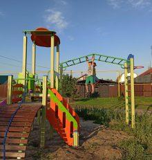 В Левобережном районе продолжается реализация проектов местных инициатив
