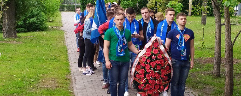 В Левобережном районе стартовал автопробег студентов вузов Воронежской области