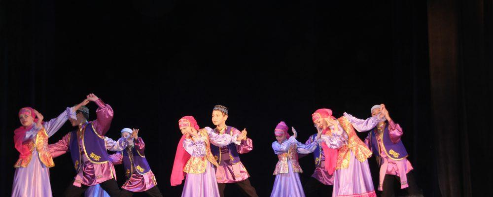 Незабываемый праздник подарили жителям и гостям Левобережного района г. Воронежа  участники фестиваля «Танцы народов мира»