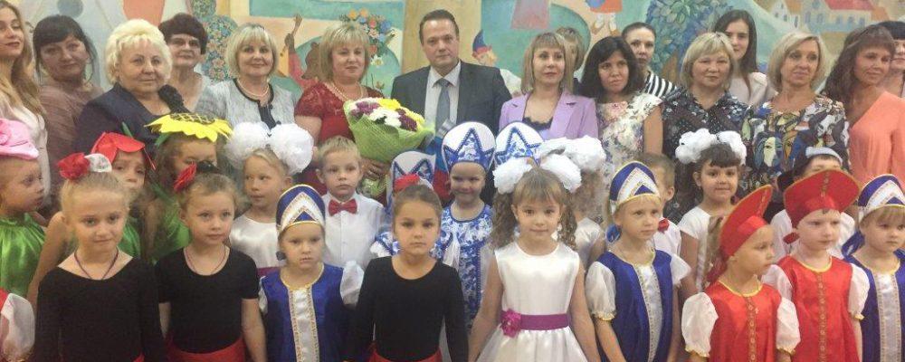 МБДОУ «Детский сад комбинированного вида № 71» отметил 50-летний юбилей!