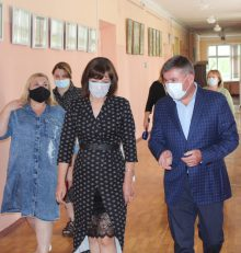 Китаев Евгений Петрович принял участие в проекте  «Школа»