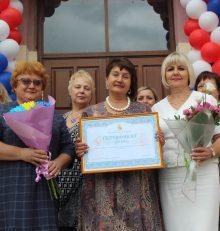 В Левобережном районе прошли мероприятия, посвященные Дню знаний