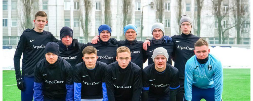Футбольный клуб «Левый Берег» стал победителем зимнего общегородского турнира
