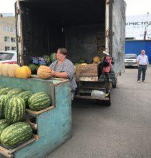 В Воронеже проходят рейды по ликвидации несанкционированной торговли