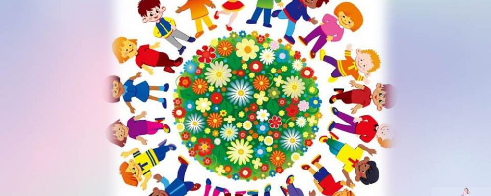 В Левобережном районе подведены итоги дистанционного конкурса рисунков «Дружба народов!»