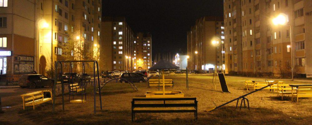 В Левобережном районе решился вопрос по сетям наружного освещения, расположенным в районе жилой застройки по улице Ростовской.