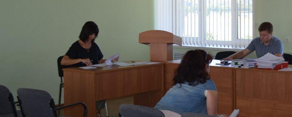 Состоялось заседание административной комиссии при управе района