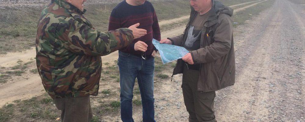 В Левобережном районе прошли рейды по лесным массивам в микрорайонах Масловка и Никольское
