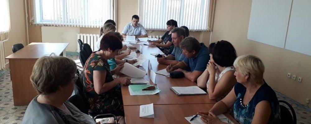 В Левобережном районе продолжается работа по мобилизации доходов в бюджет