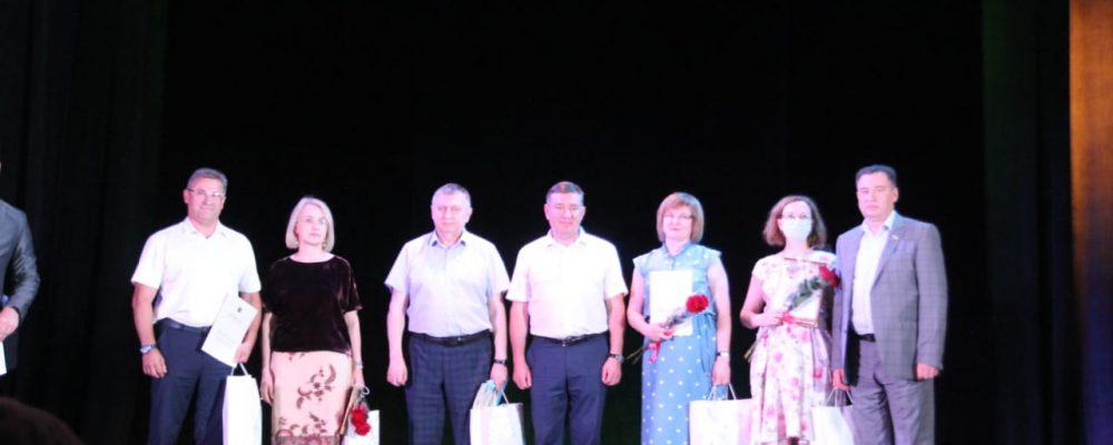 В Левобережном районе прошло праздничное мероприятие, посвящённое Дню медицинского работника.
